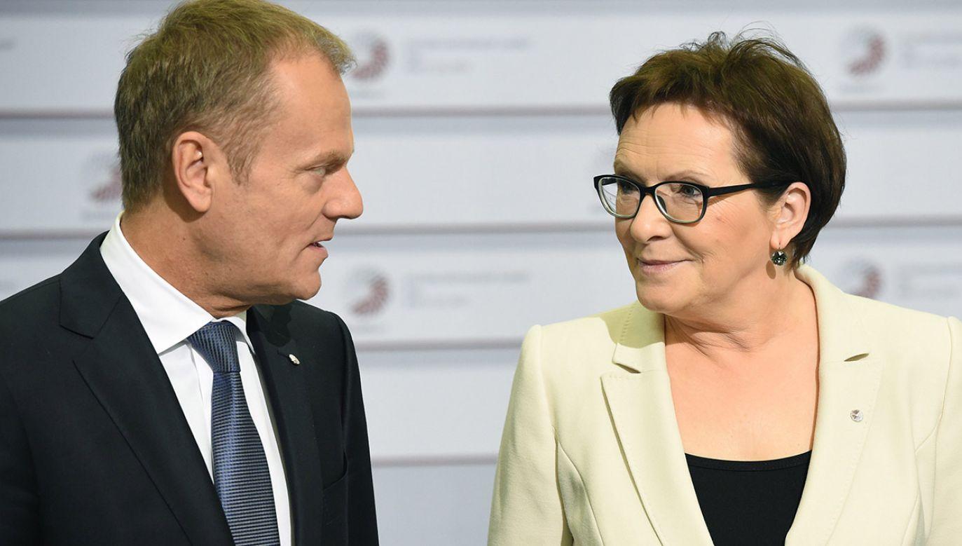 W TVP Info o przyszłości politycznej Grzegorza Schetyny (fot. arch.PAP/Radek Pietruszka)