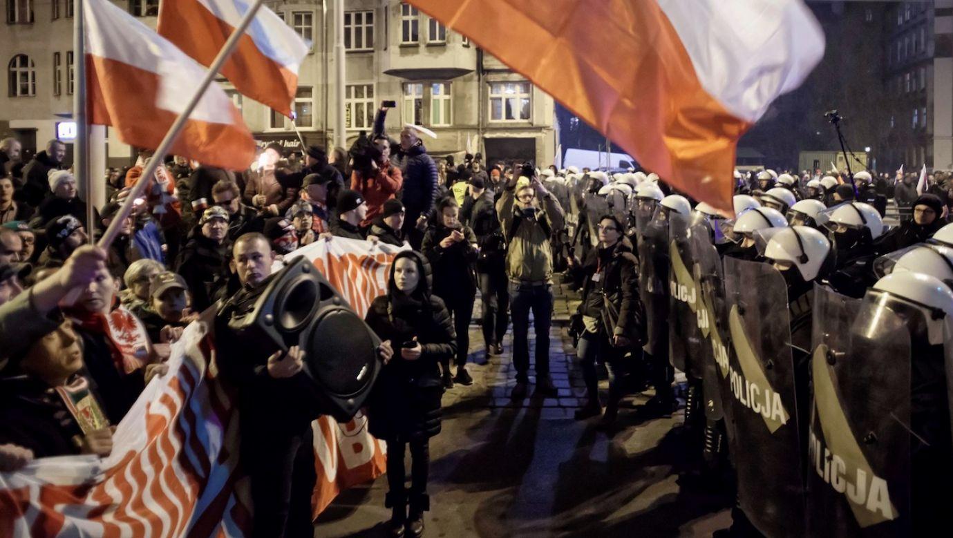 Prezydent Warszawy Rafał Trzaskowski nie wyklucza udziału w Marszu Niepodległości (fot. arch.PAP/Aleksander Koźmiński)