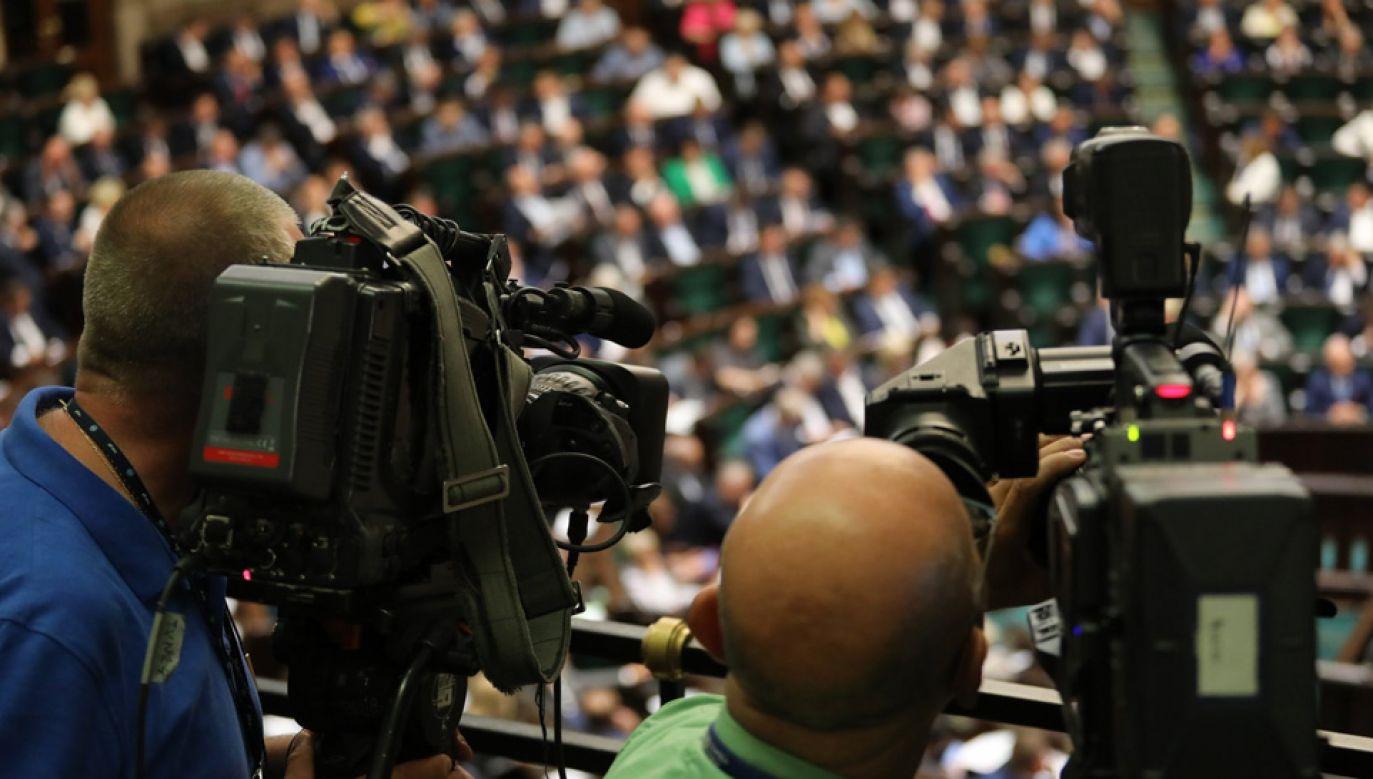 Zjednoczona Lewica chce się dostać do Sejmu (fot. Sejm.gov.pl)