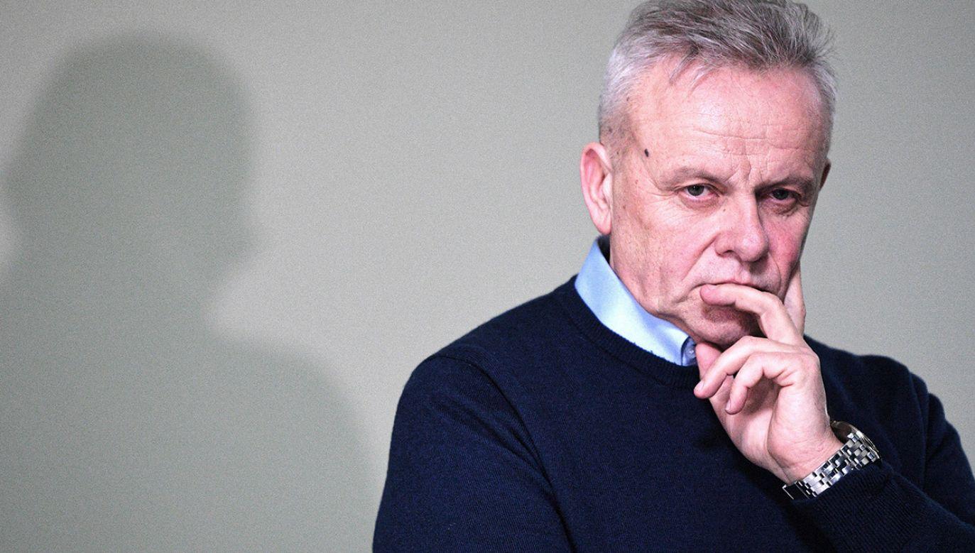 Karapyta uważa, że jest niewinny i w kasacji chce się zupełnie oczyścić z zarzutów (fot. PAP/Darek Delmanowicz )