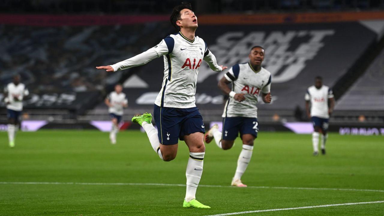 Premier League. Tottenham Hotspur pokonał Manchester City. Jose Mourinho lepszy od Pepa Guardioli (sport.tvp.pl)