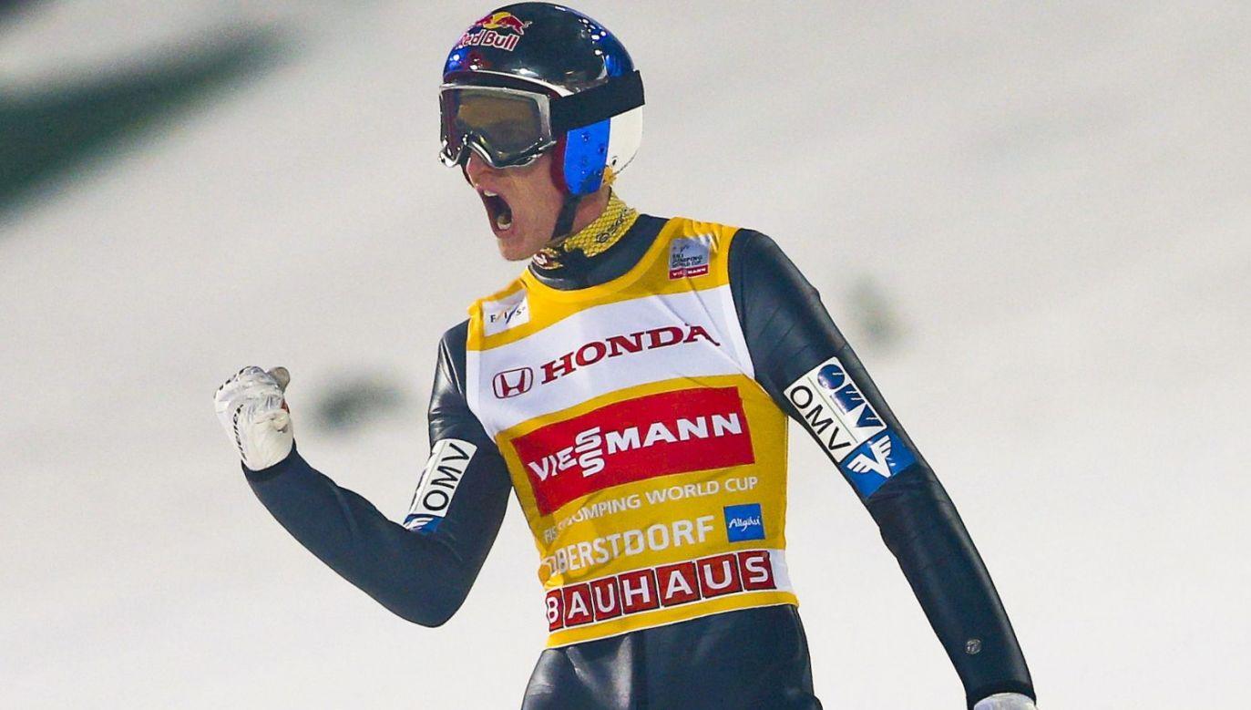 Gregor Schlierenzauer (fot. Getty)