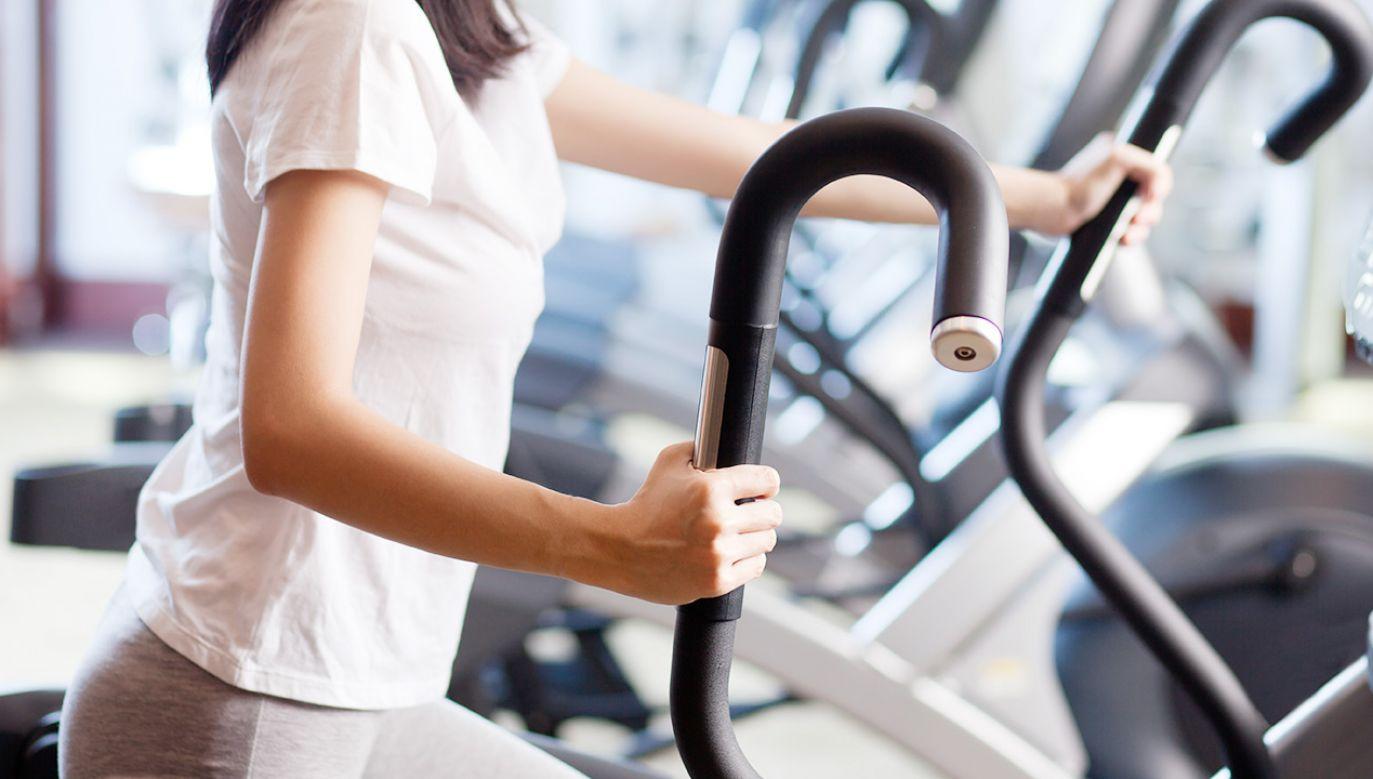 Wysiłek fizyczny, a rak jelita grubego (fot. Shutterstock)