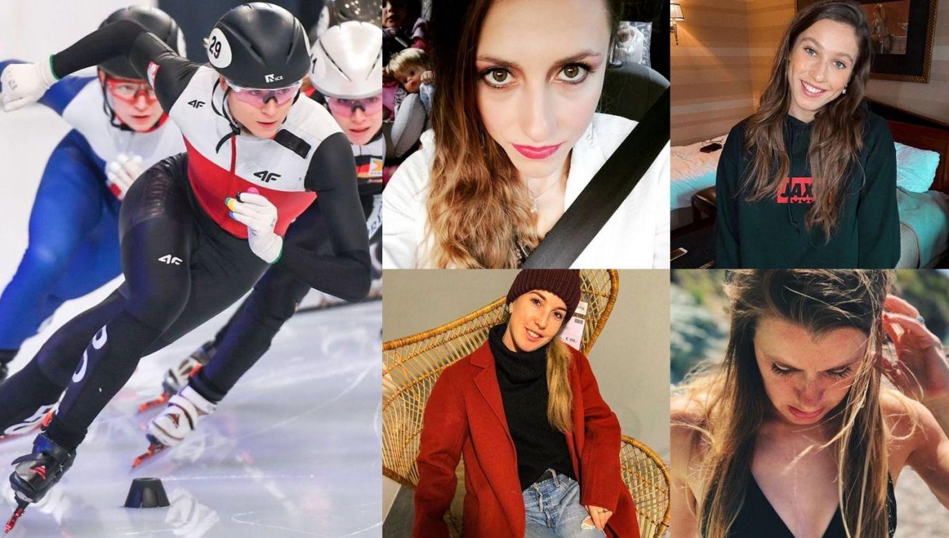 Natalia Maliszewska (fot. Paweł Skraba), Martina Valcepina, Suzanne Schulting, Lara van Ruijven, Yara van Kerkhof (fot. instagram)