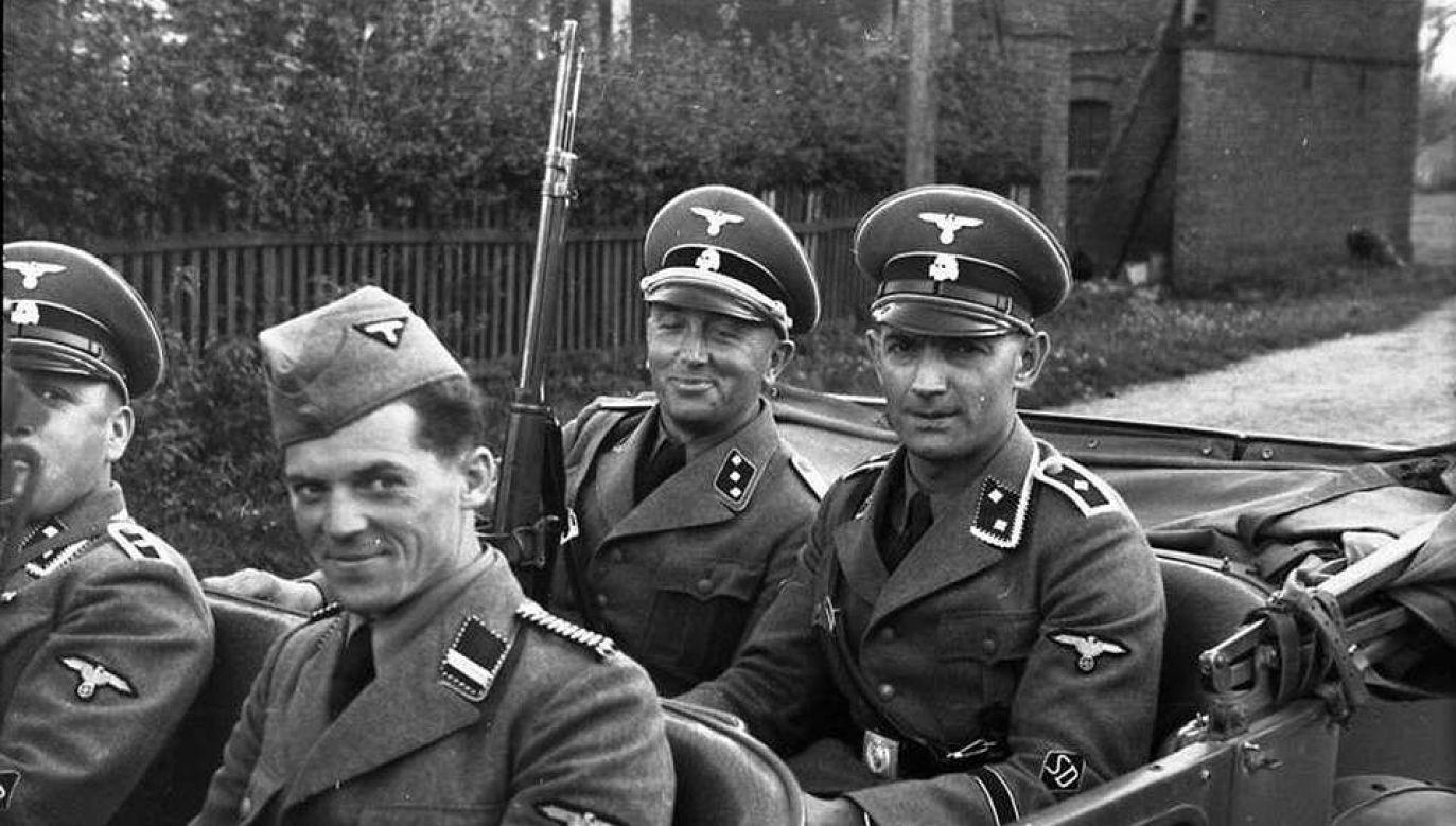 Liczba polskich ofiar II wojny światowej wynosi to ok. 6 miliona ludzi (fot. Bundesarchiv, Bild 101I-380-0069-37 / Lifta / CC-BY-SA