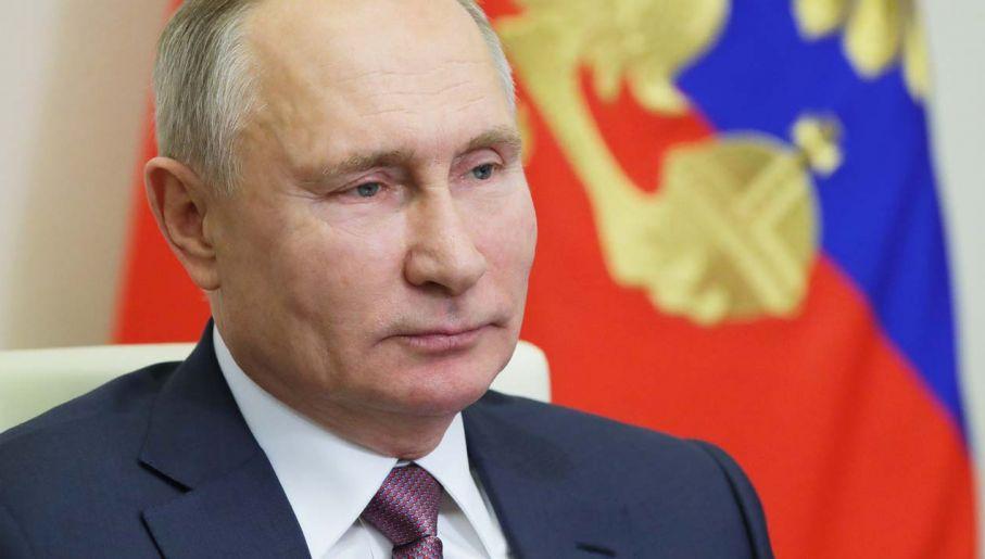 Władimir Putin nie zamierza oddawać władzy (fot. PAP/EPA/MICHAIL KLIMENTYEV/SPUTNIK/KREMLIN POOL)