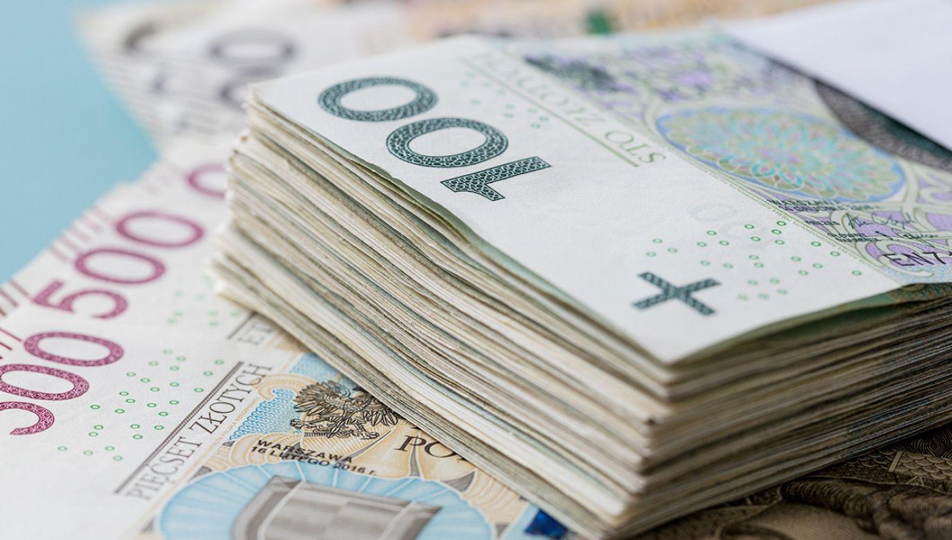 Prognoza centralna tempa wzrostu PKB w bieżącym roku wynosi 3,7 proc.(fot. Shutterstock)