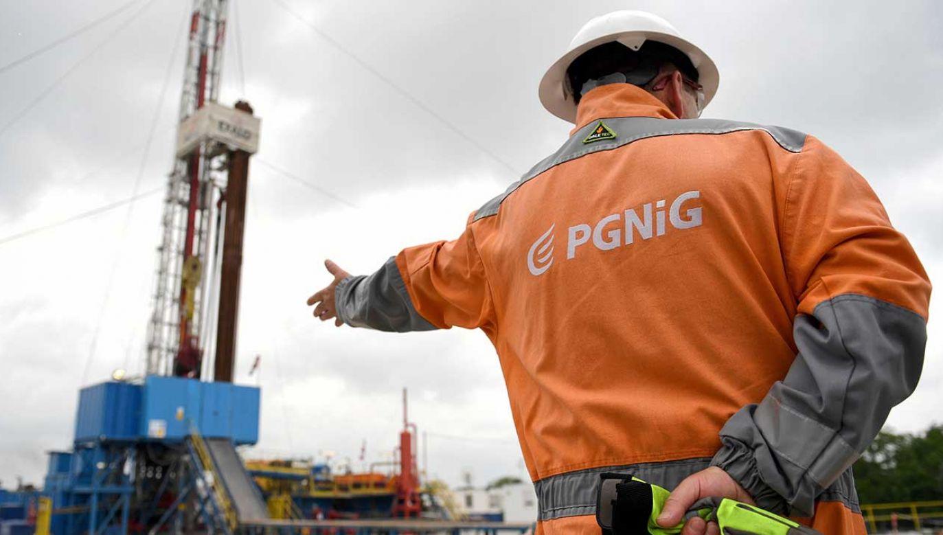 Zasobność złoża wynosi 88 milionów baryłek ekwiwalentu ropy naftowej, w tym ok. 8,4 mld m sześc. gazu ziemnego (fot. arch.  PAP/Darek Delmanowicz)