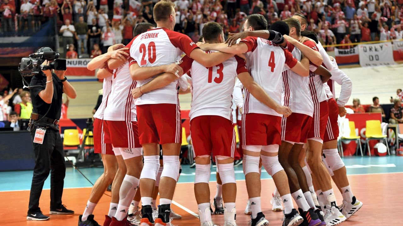 Siatkówka, Puchar Świata: Polska - Rosja transmisja (sport.tvp.pl)