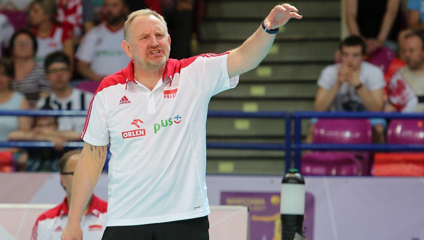 Jacek Nawrocki (fot. Getty)