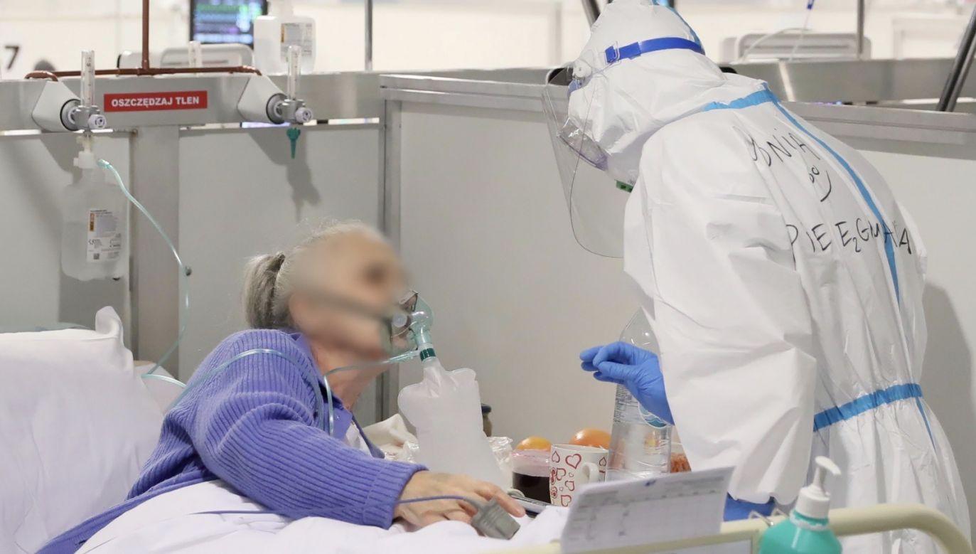 Ekspert zaznaczył, że w najtrudniejszej sytuacji są osoby starsze (fot. PAP/Leszek Szymański, zdjęcie ilustracyjne)
