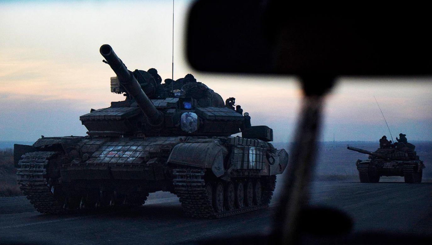 Spotkanie ma dotyczyć aktywności rosyjskiej przy granicy z Ukrainą  (fot. Pierre Crom/Getty Images)