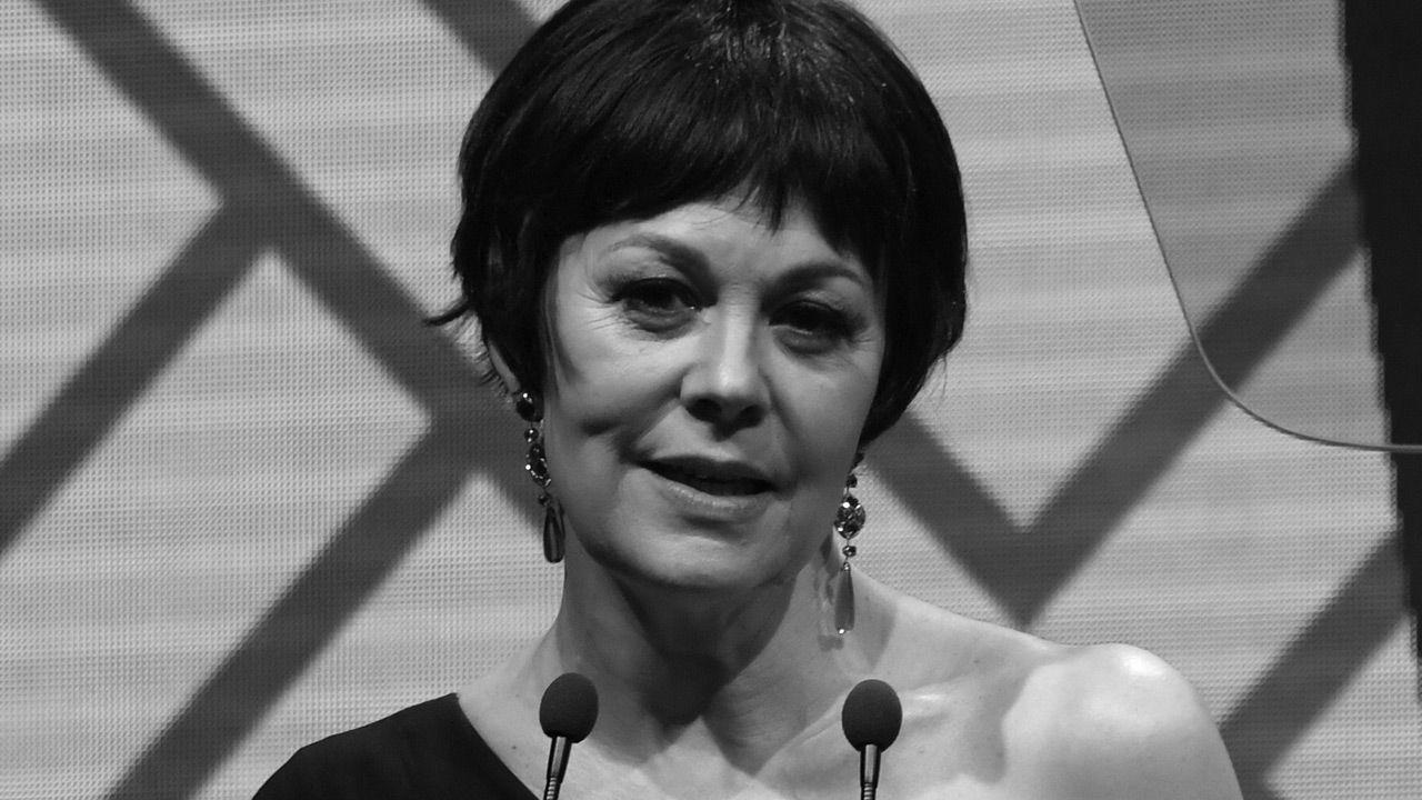 Helen McCrory za swoja pracę na scenie i srebrnym ekranie otrzymała wiele nagród (fot.  David M. Benett/Dave Benett/Getty Images)