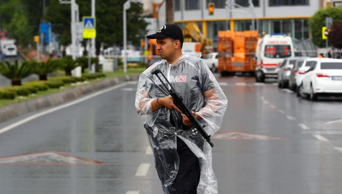 Wszystkie ofiary to cywile (fot. REUTERS/Osman Orsal)