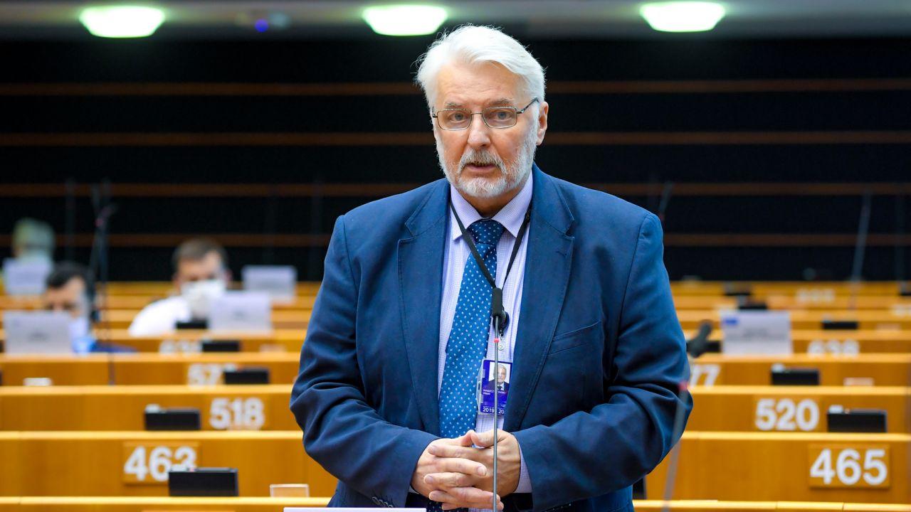 Witold Waszczykowski o Krajowym Planie Odbudowy (fot. European Union 2020/ EP/ Laurie DIEFFEMBACQ)