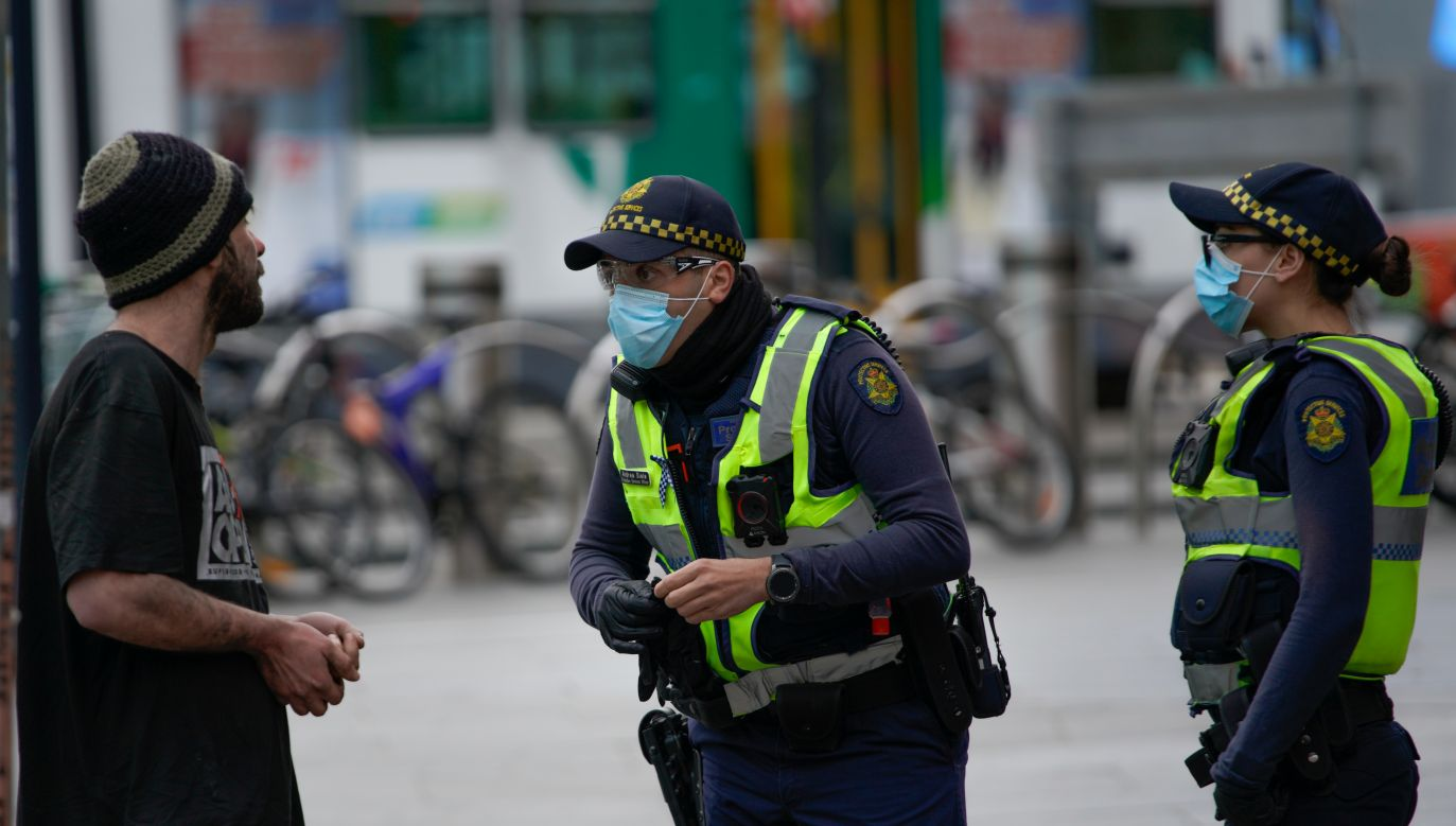 Rząd stanu Wiktoria ogłosił stan klęski żywiołowej  (fot. Sandra Sanders/Reuters)